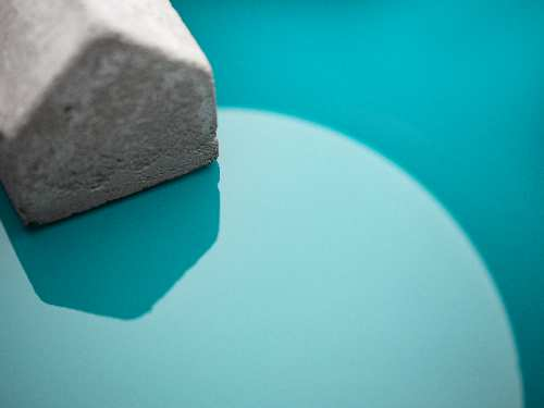Lacobel© Green Teal REF 4020 6 mm