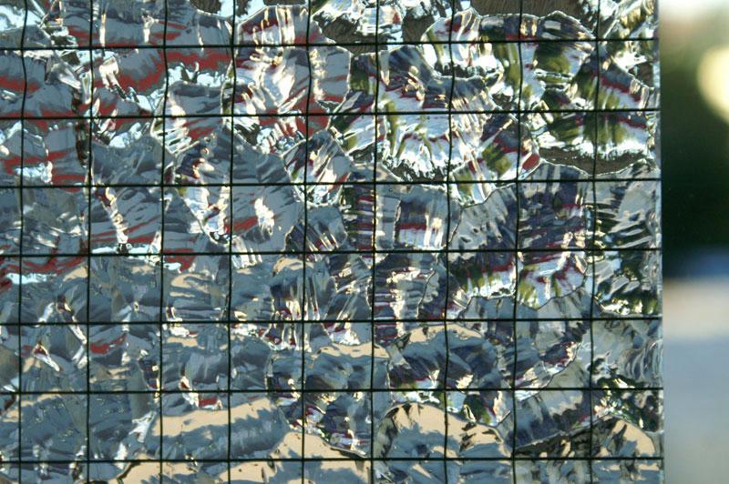 Drahtornamentglas 523 weiß (WIRED MONUMENTAL M 032/000)