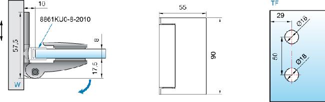P+S Farfalla Set-3-101