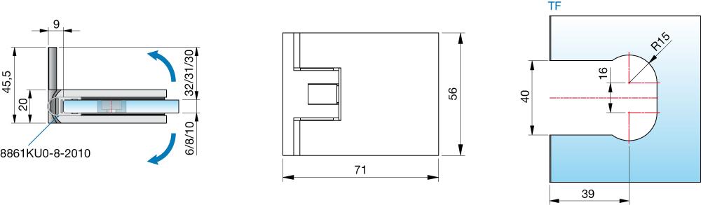 P+S Flamea Set-7-601