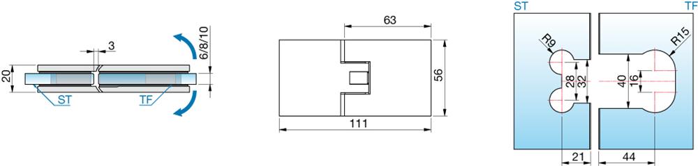P+S Flamea Set-7-406