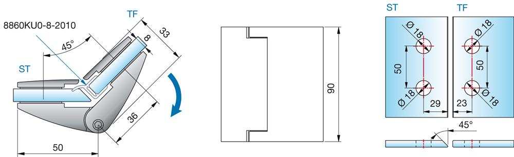P+S Papillon Set-2-301